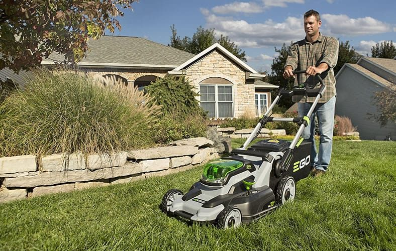best electric cordless lawn mowers