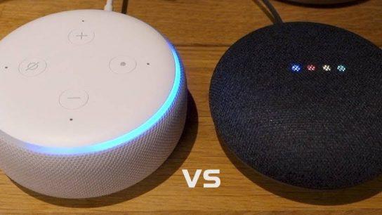 Google Home Mini vs Echo Dot 3rd Gen