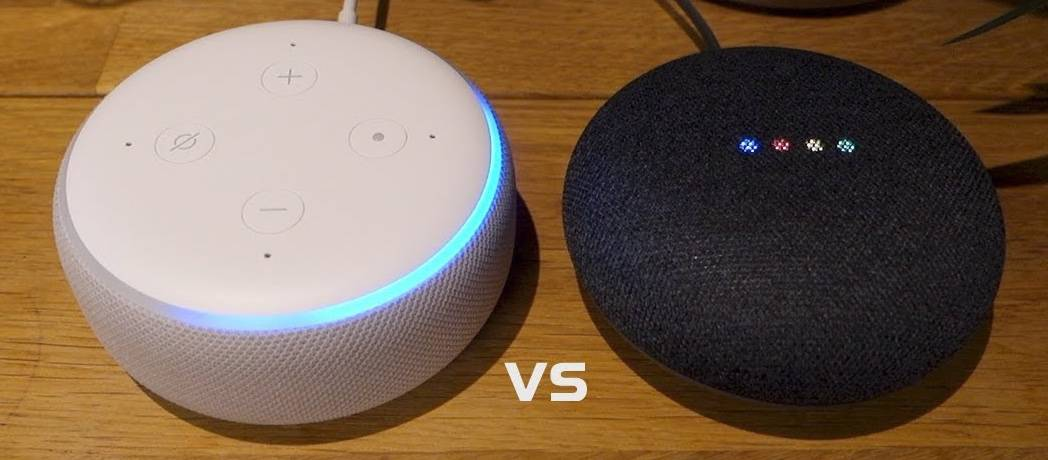 Google Home Mini vs Echo Dot 3rd Gen