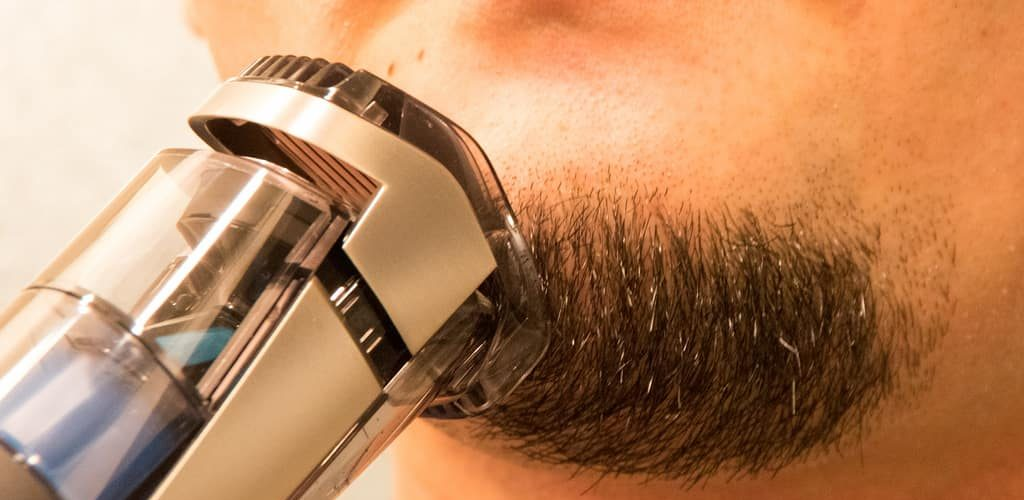 beard trimmer guide